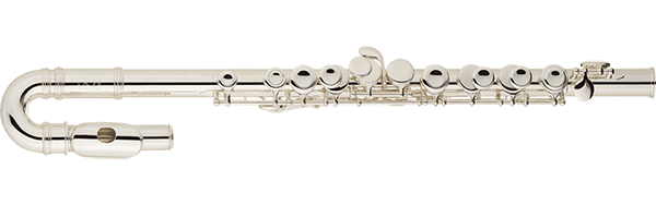Curved Head-Joint Flutes